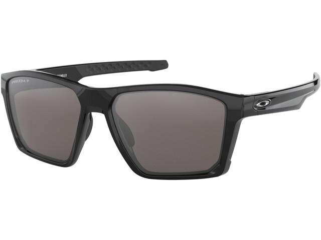 Oakley Targetline Sonnenbrille polished black/prizm black polarized